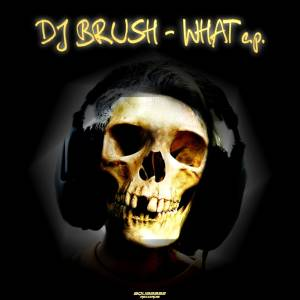 Cover DJ Brush - What E.P.